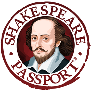 Shakespeare Passport venues screen
